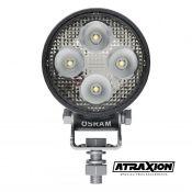 Osram LEDDL119-WD Osram ROUND VX80-WD driving light - 4LED(s) - 65x108x83mm - 22W - IP67 - 1150Lm