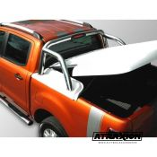 Proform 3pc Sportlid in FLQ Pride Orange for Ranger DC (16-) rollbar not incl. (use OE)