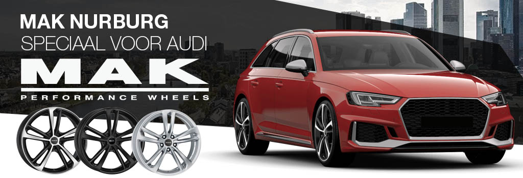 MAK Nurburg made for Audi