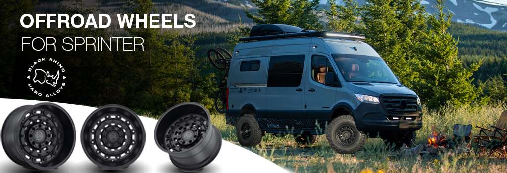 Offroad Wheels For Sprinter