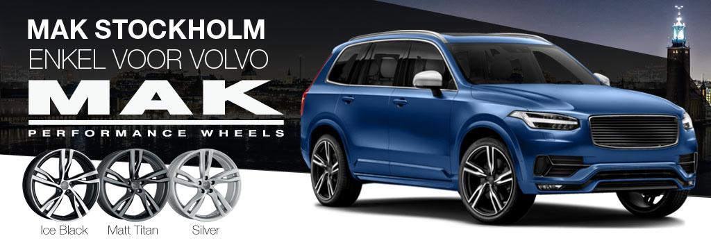 MAK Stockholm speciaal voor Volvo