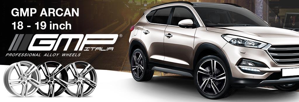 GMP Arcan Hyundai Tucson